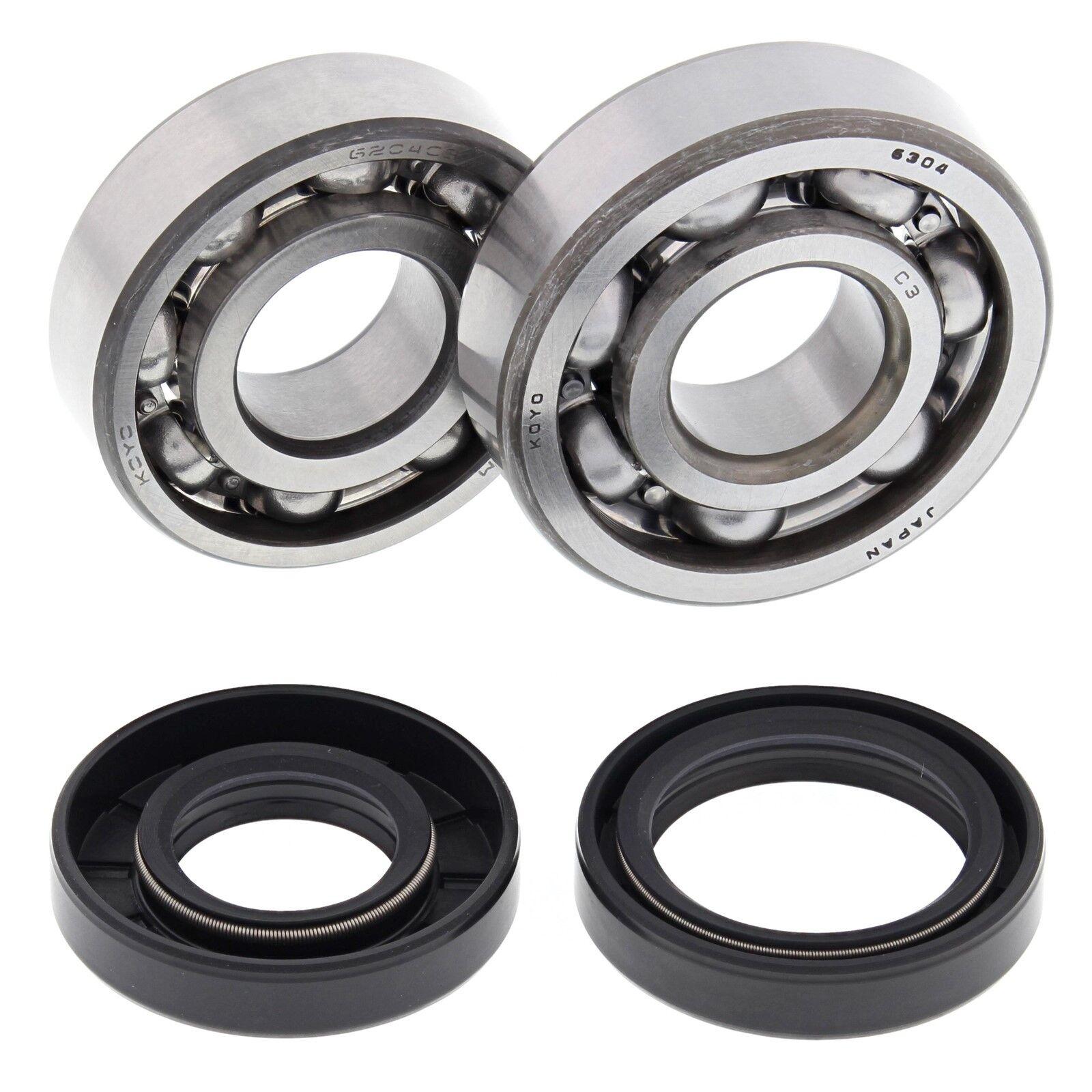 Steering head bearings /& seals Yamaha YZ100 76-81