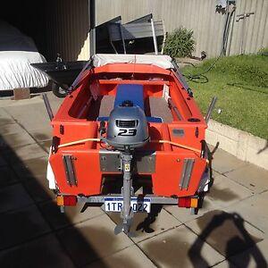 Honda 2.3 four stroke outboard Lathlain Victoria Park Area Preview