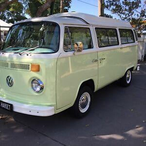 1976 Volkswagen Kombi Transporter