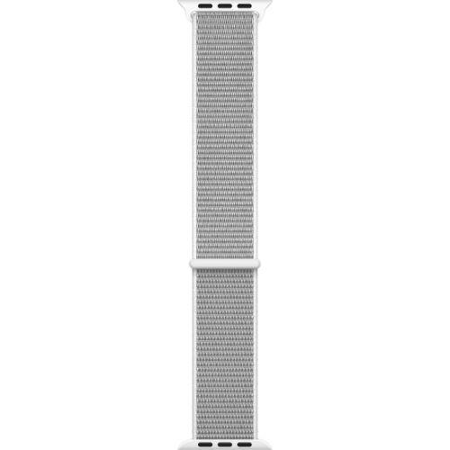 Genuine Apple Watch Sport Loop Band (42mm, Seashell) Hook-and-Loop Closure