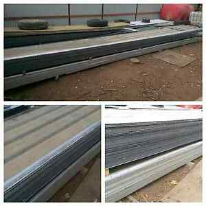 Trimdek roofing iron sheets bulk packs. Corrugated. Shed Wynnum Brisbane South East Preview