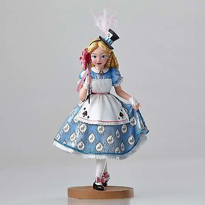 Enesco Disney Showcase Alice in Wonderland Masquerade Figurine 4050318