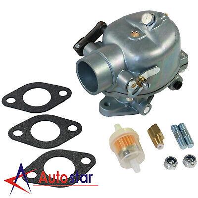 Carburetor 352376r92 Fits For Ih-farmall Tractor A Av B Bn C Super Carb