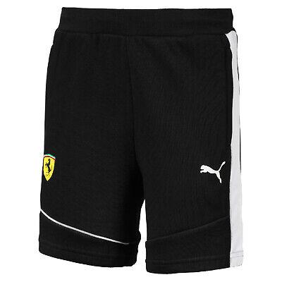 Ferrari Shorts Junior in Schwarz von Puma