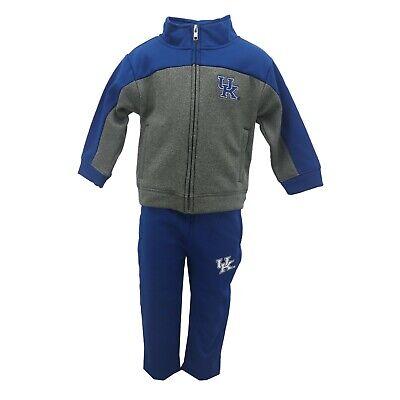 Kentucky Wildcats NCAA Toddler Size 2 Piece Light Jacket & Pants Combo Set New Kentucky Wildcats Ncaa Light