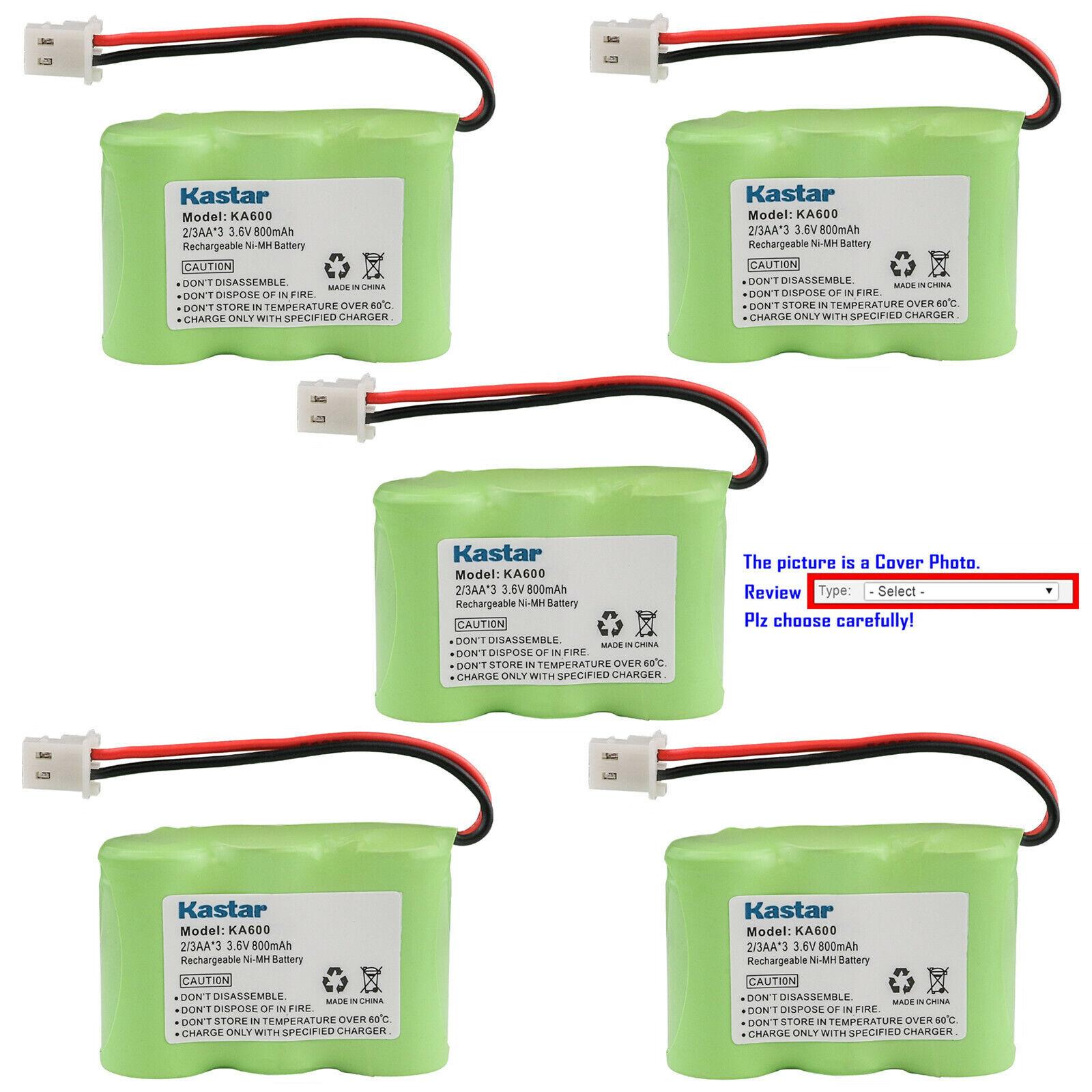 Kastar Ni-MH Battery Replace for Eton / GRUNDIG FR250 FR300