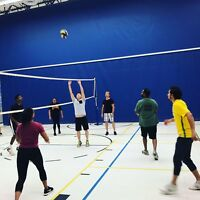 FREE NIGHT of Coed Rec Volleyball