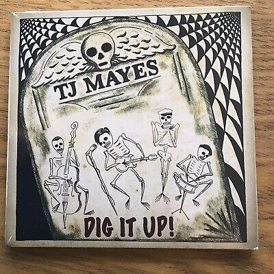 TJ Mayes - Dig It Up - Wild Records Rockabilly