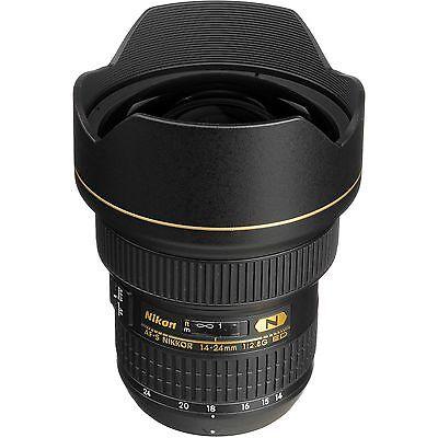 NEW Nikon AF-S Zoom Nikkor 14-24mm f/2.8G ED AF Lens for Digital SLR Cameras