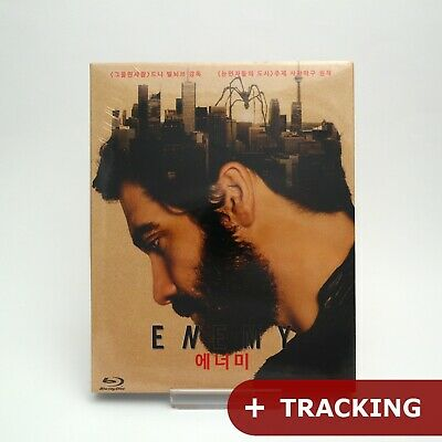 Enemy .Blu-ray w/ Slipcover / Denis Villeneuve, Jake Gyllenhaal