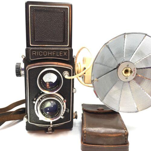 Ricoh Ricohflex Dia M TLR 120 6X6 Medium Format Film Camera from Japan A BEAUTY!