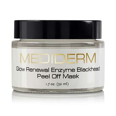 Mediderm Glow Renewal Enzyme Blackhead Peel Off Mask