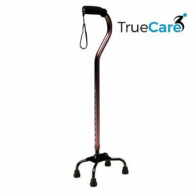 Quad Cane Walking Stick Mobility Aid Walking Cane ()