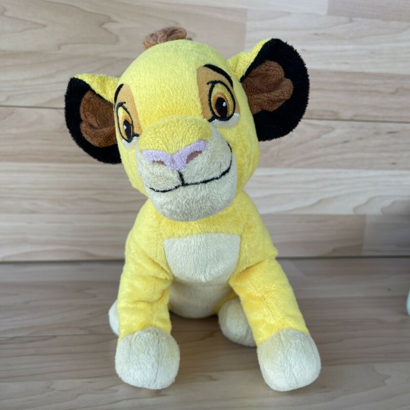 Cloud B Disney Baby Dreamy Sounds Soother Simba Lion King Music Crib