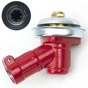 Getriebe Winkelgetriebe Motorsense Freischneider 7 Zahn 26mm Rohr CG430