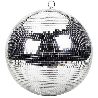 """ProX MB-16 16"""" Mirror Glass Disco Ball DJ Dance Party Bands Club Stage Lighting"""