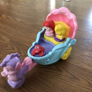 Ariel little people carriage