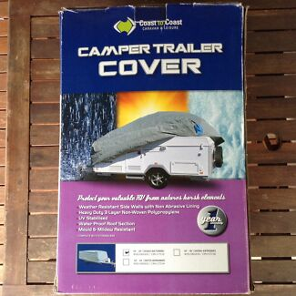Coast to Coast Camper Cover to suit 10' - 12' Camper  (Like New) Noraville Wyong Area Preview
