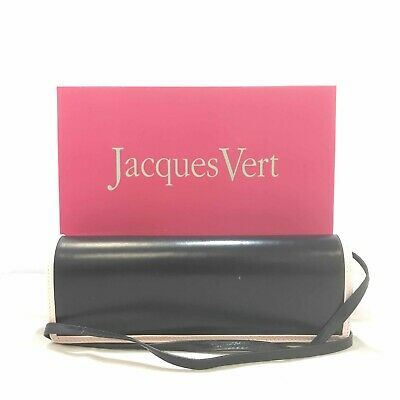 NEW JACQUES VERT Navy Clutch Bag Formal Plain Smart Women's Occasional 101333