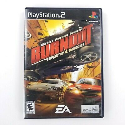 Burnout: Revenge (Sony PlayStation 2, 2005) for sale  Shipping to Nigeria