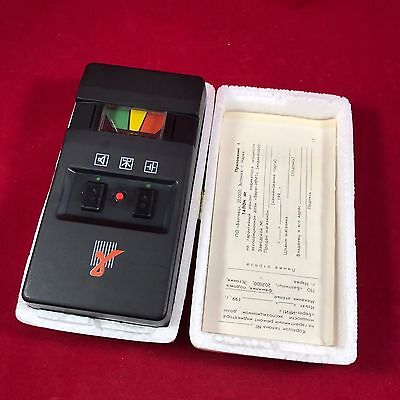 Nos Vintage Analogue Dosimeter Bereg Iri-1 Radiometer Sbm-20 Geiger Counter