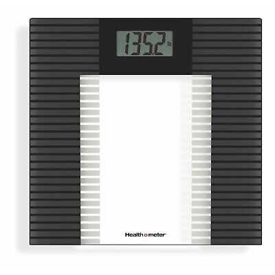Health O Meter Glass Digital Weight Tracking Bathroom Scale HDM601-53