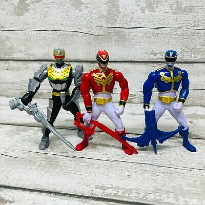 Bandai Power Rangers Super Samurai 6