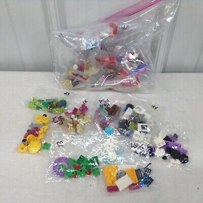 100% Complete LEGO 41353 Lego Friends Christmas Advent Calendar 500pcs 24 Gifts