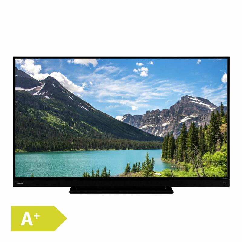 Toshiba 43T6863DA 109cm 43 Zoll 4K Ultra HD LED Fernseher HDR Smart TV WLAN