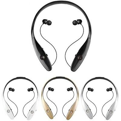 Bluetooth Headset 900 Series Neckband Wireless Headphone For iPhone LG Samsung