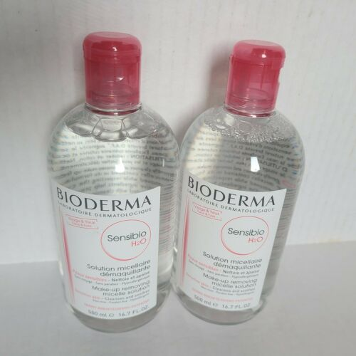 Bioderma Sensibio  H2O Micelle Solution  500ml/16.7oz