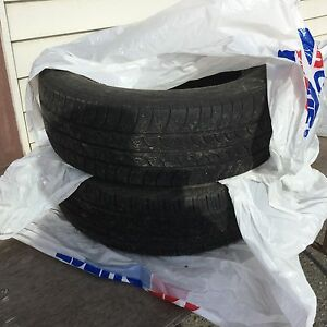 TIRES, 3 x  COOPER CS 4 TOURING - 195/65R15's  $60 or b/o