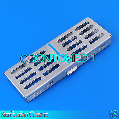 Sterilization Tray Sterile Dental Instruments Cassettes Small Parts