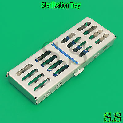 Sterilization Cassette Rack Tray Hold Kit For Surgical Dental Instruments