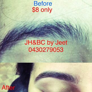 Eyebrow threading $8 only best in town