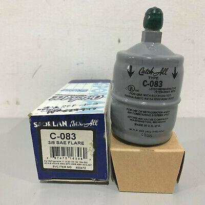 New Sporlan C-083 Refrigeration Filter Drier