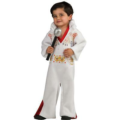 Elvis Presley - Infant/Toddler Romper - Elvis Presley Baby Costume