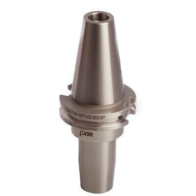 1pcs Cat40 12 X3.5 Shrink Fit Tool Holder Balance G2.5 25000rpm