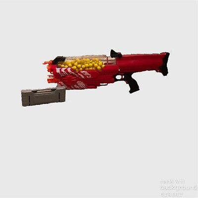 Nerf Rival Nemesis MXVII-10K - Red With Rechargeable Battery