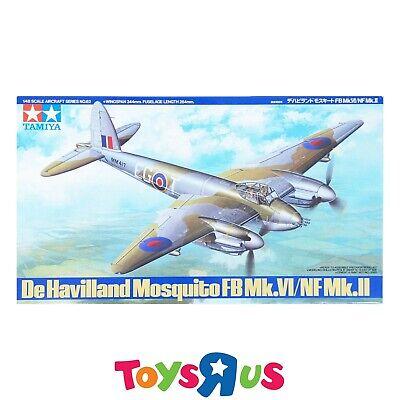 Tamiya 61062 1/48 De Havilland Mosquito FB Mk.VI/NF Mk.II Model Kit