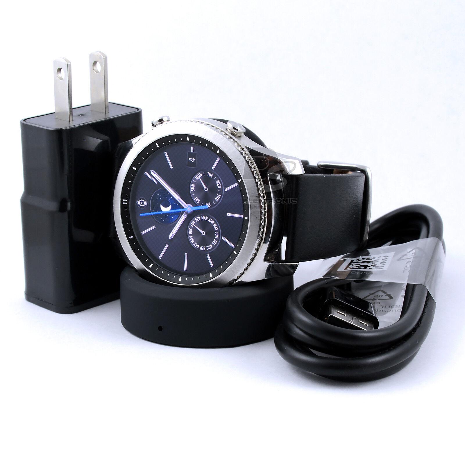Samsung Gear S3 Classic SM-R770 Smartwatch SM-R770NZSAXAR