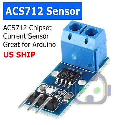30a Range Current Sensor Module Acs712 Module Arduino Module New