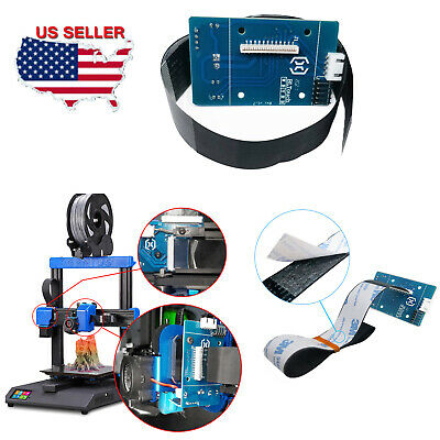 Hotend Pcb Adapter Board Cable Kit For Artillery Geniussidewinder X1 3d Printer