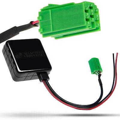 Bluetooth Adapter Aux Verstärker + Filter für Renault UPDATE LIST CARMINAT
