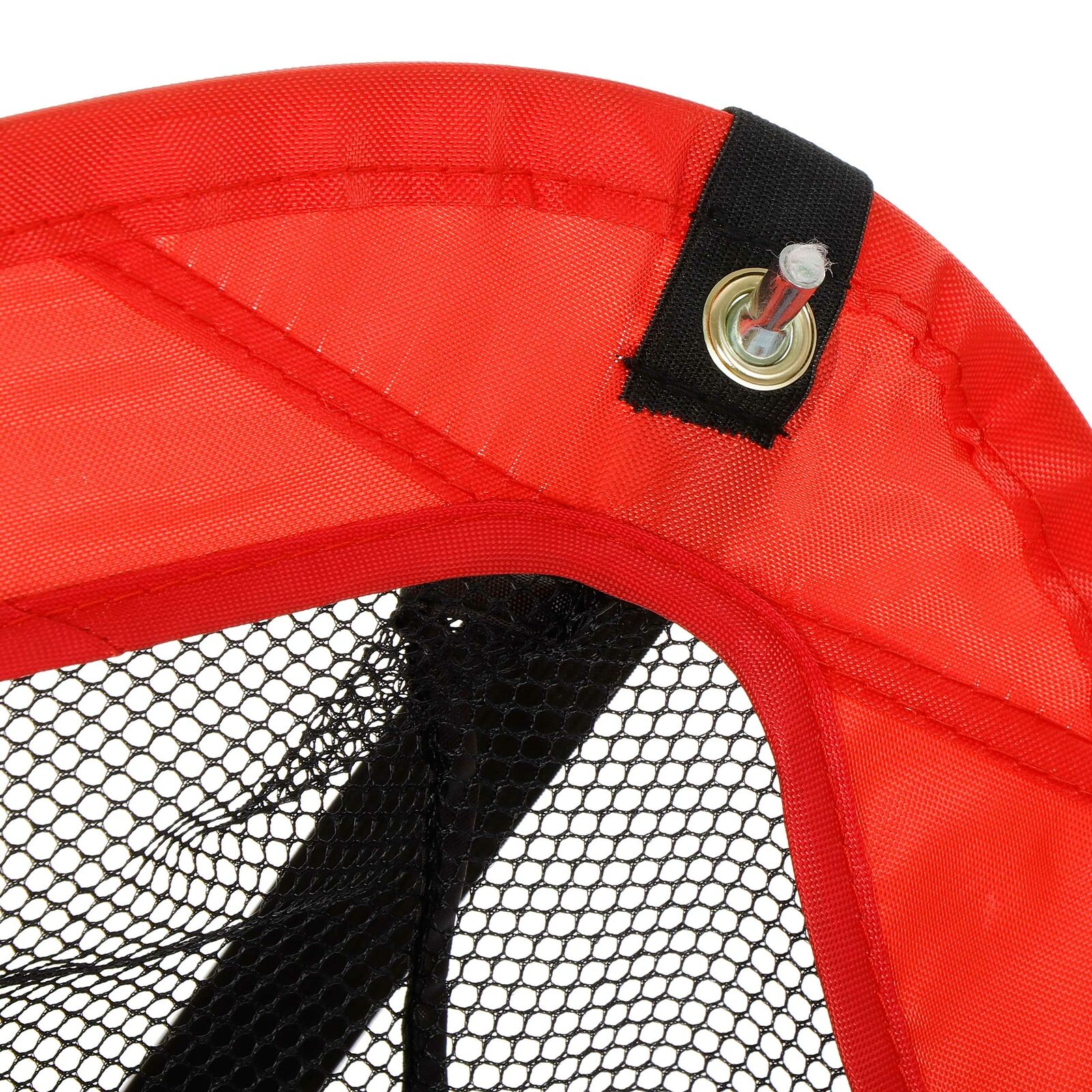 Pop Up Golf Chipping Net Practice Swing Game with 12 Foam Training Balls Indoor Golf