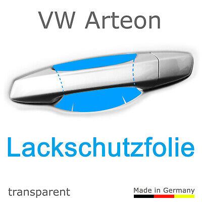 Schutzfolie Aufkleber Türgriff Griffmulde / VW Arteon ab 2017