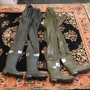 Chest waders two pairs - free!