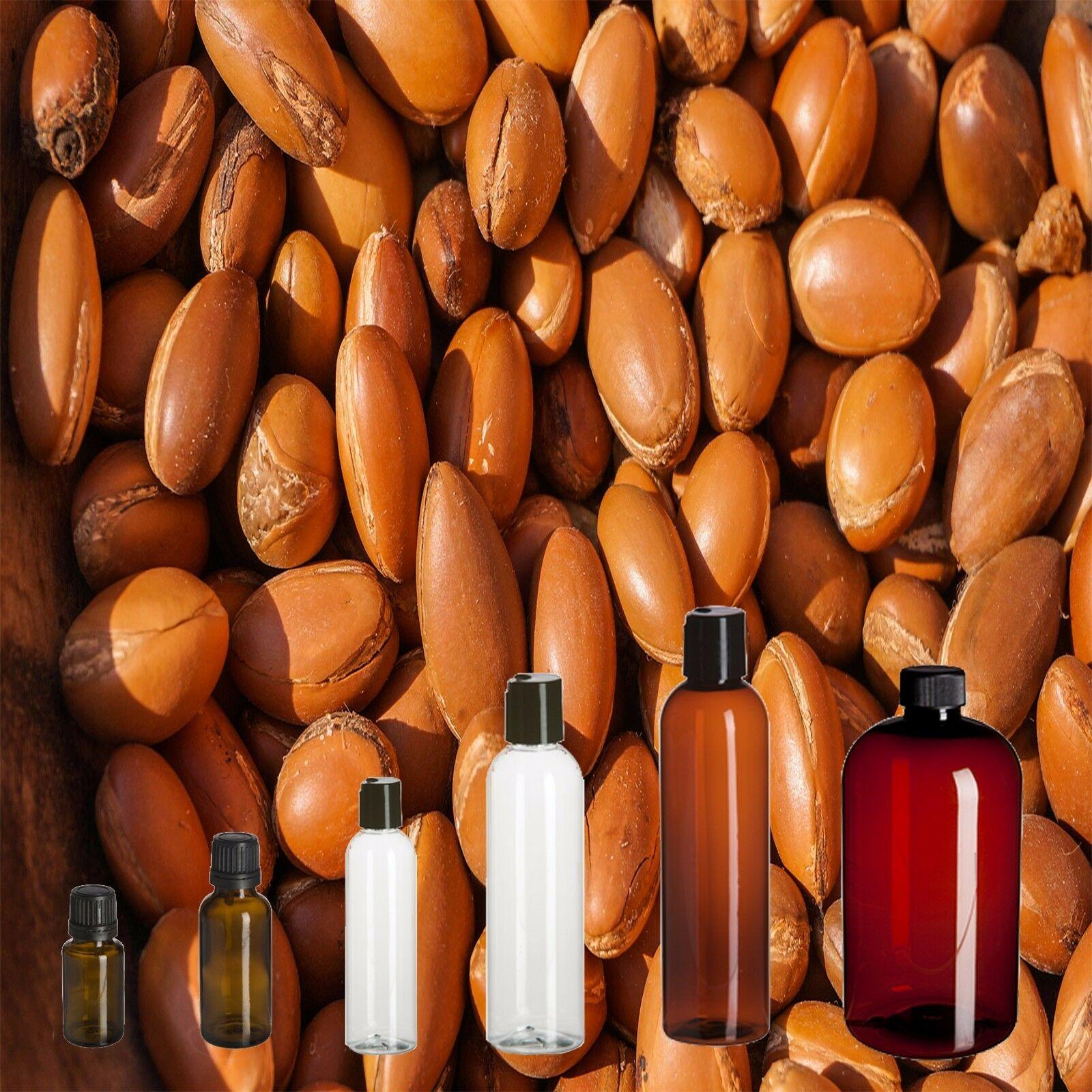 Argan Oil - 100% Pure and Natural - Free Shipping - US Selle