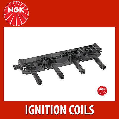 NGK Ignition Coil - U6035 (NGK 8318) Ignition Coil Rail - Single