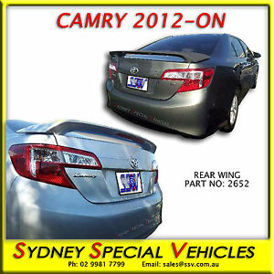 REAR-WING-BOOT-SPOILER-FOR-2012-2013-CAMRY-ALTISE-ATARA-AURION-SEDANS-ABS